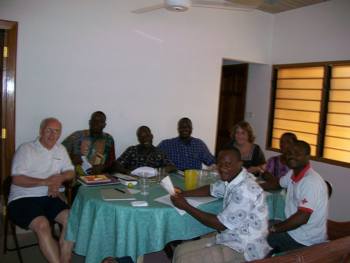 Togolese Volunteer Board Members